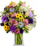 Bouquet of flowers for delivery - flora online